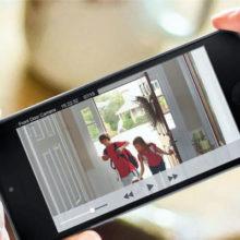 Видеонаблюдение через смартфон – охранник, который всегда с вами