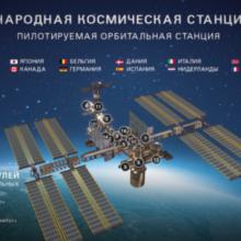 Роскосмос установит на МКС камеры для наблюдения за «партнёрами»